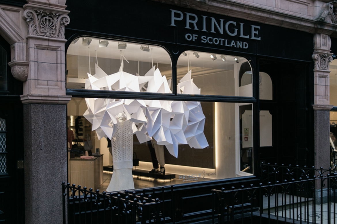 Pringle of Scotland London Fashion Week